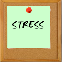 Stress Test and CBT Self-Help icon