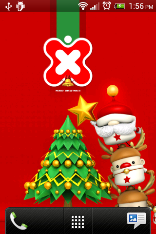 X Mas Image Background Picture