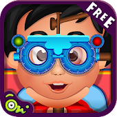 Baby Eye Doctor - A Baby Games