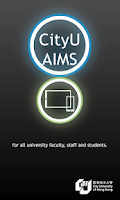 Screenshot of CityU Mobile AIMS