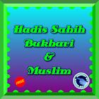Hadis Sahih Bukhari & Muslim icon