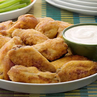 Oven Fried Party Drummettes