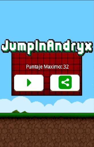 Super Jumping Andryx