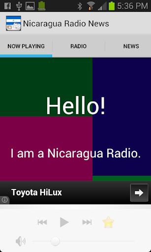 Nicaragua Radio News