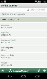 Banca March- screenshot thumbnail