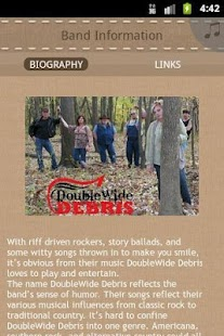 DoubleWide Debris - screenshot thumbnail