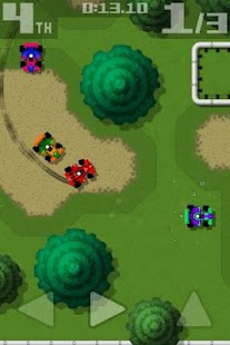 Retro Racing Screenshot 2