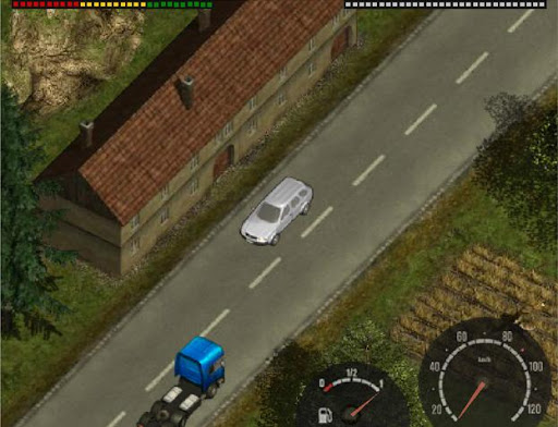 Scania Truck Driver 3D