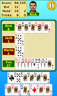 Pinochle- screenshot thumbnail