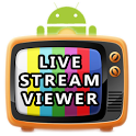 LIVE STREAM VIEWER icon