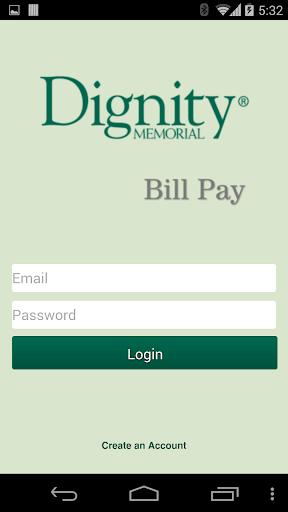 Dignity Memorial Bill Pay