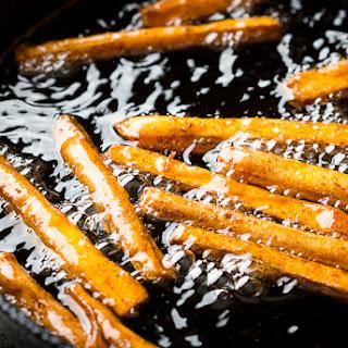 Delicately Crispy Sweet Potato Fries