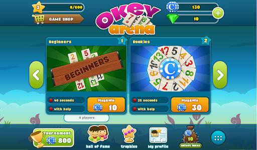 Okey Arena for PC