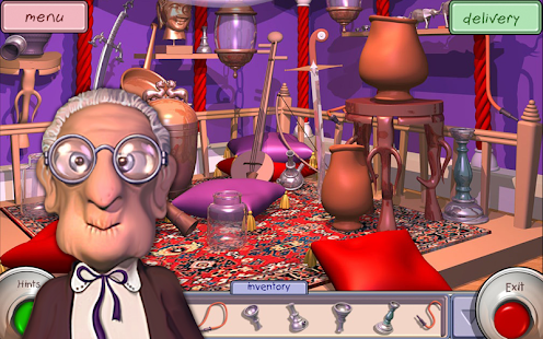 City of Fools: Hidden Objects- screenshot thumbnail