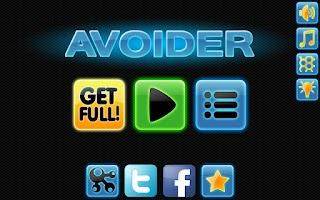 Screenshot of Avoider