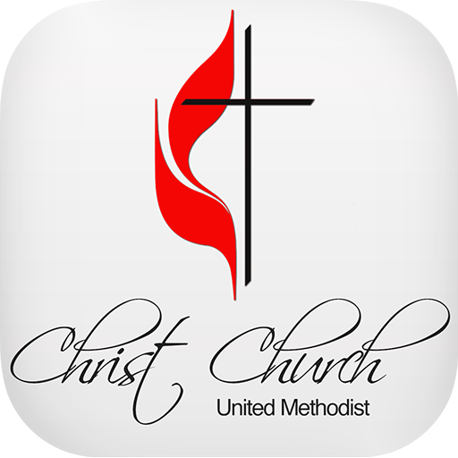 Christ Church United Methodist LOGO-APP點子