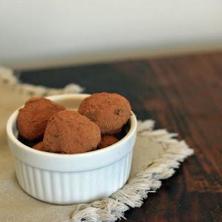 Chocolate Brigadeiros, Adapted- Salted Chocolate Caramels