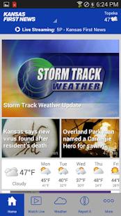 KSNT Kansas First News- screenshot thumbnail