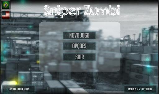 Sniper Zumbi