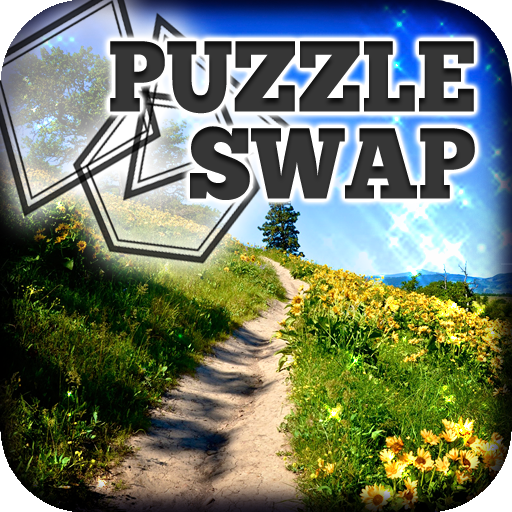 PuzzleSwap - Along the Trail 解謎 App LOGO-APP試玩
