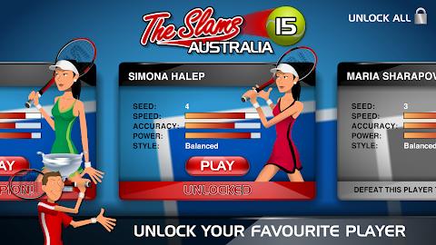 Stick Tennis Screenshot 4