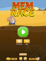 Screenshot of Memrace - Memory Mining