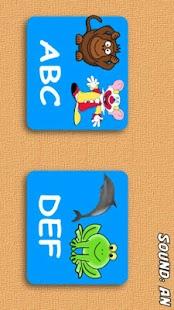 ABC deutsch lernen Grundschule – Miniaturansicht des Screenshots