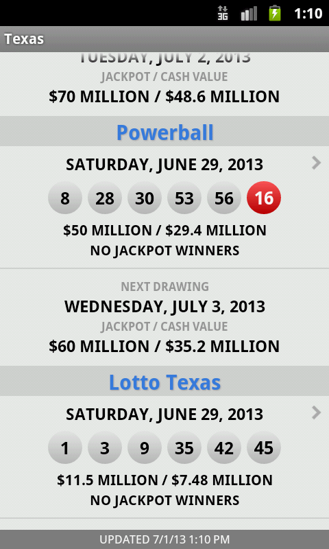 all or nothing lotto strategies powerball payouts