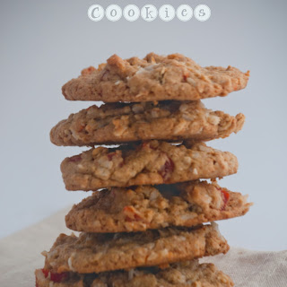 Tropical Granola Cookies