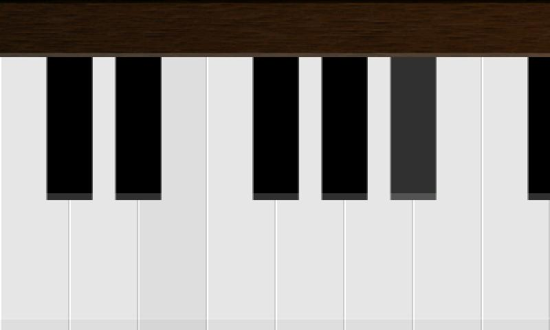 KeyPiano - screenshot