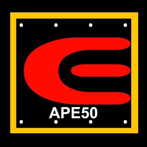Enigma APE50 LOGO-APP點子