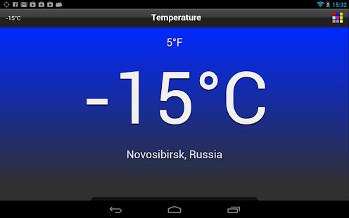 Temperature Free Screenshot 23