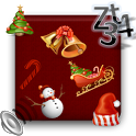 Christmas Audio LWP icon