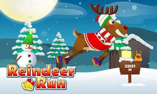 My Santa's Reindeer Fun Run