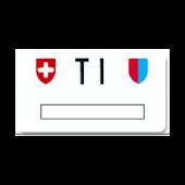 Targhe Ticino