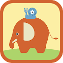 Baby Learning Card -Animal Pro
