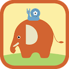 Baby Learning Card -Animal Pro icon