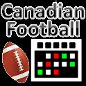 Canadian Football Calendar icon