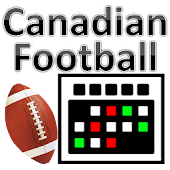 Canadian Football Calendar