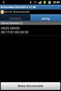 Bluetooth Handwrite Pad Pro- screenshot thumbnail
