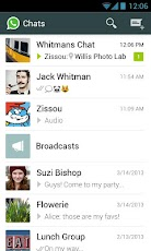 WhatsApp Messenger Screenshot 10