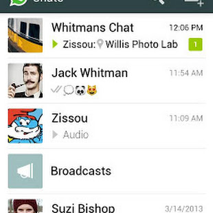 WhatsApp Messenger 2.11.205 APK