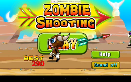 ShotZombie - Google Play Android 應用程式