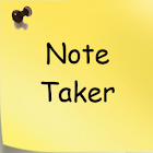 NoteTaker - Notes and Todo icon