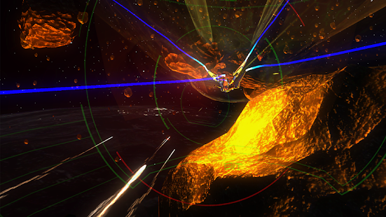 Vanguard V Google Cardboard Screenshot