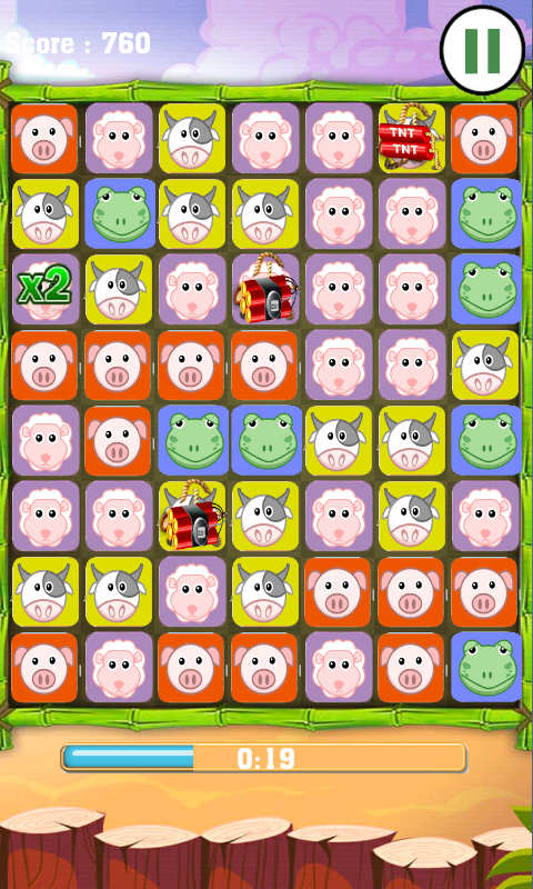 Pet pop - screenshot