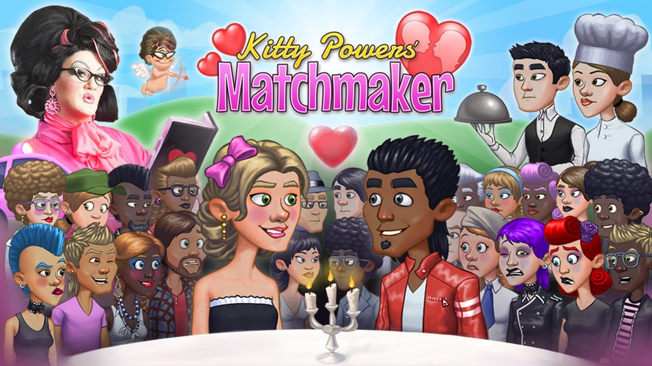 Kitty Powers' Matchmaker- screenshot