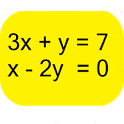 Linear Equations (Light) icon
