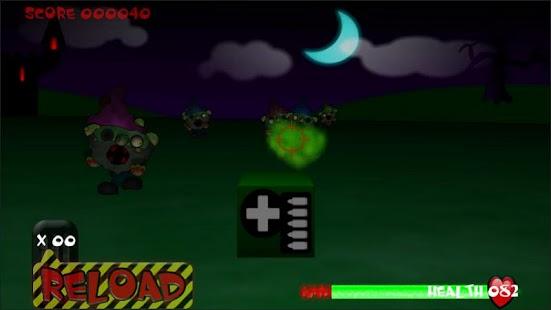 Zombie Gnomes Attack- screenshot thumbnail