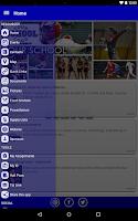Screenshot of School Info